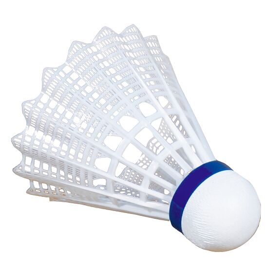"Victor ""Shuttle 1000"" Badminton Shuttles Blue/white, medium"