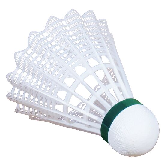 "Victor ""Shuttle 1000"" Badminton Shuttles Green/white, slow"