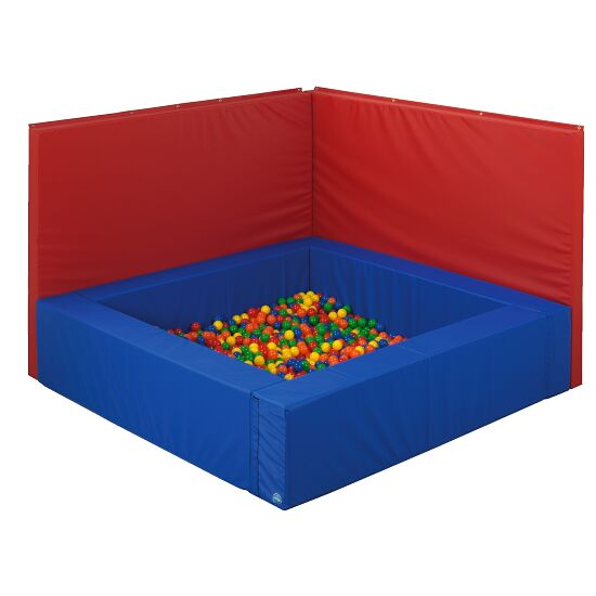 Wall Padding for Ball Pools