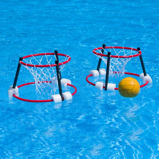 Water Basketball Set