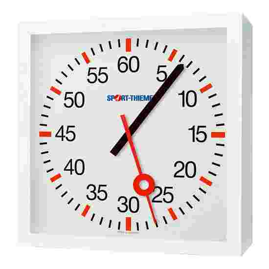 with Minute and Second Hands Training Clock Mains-operated, 230 V