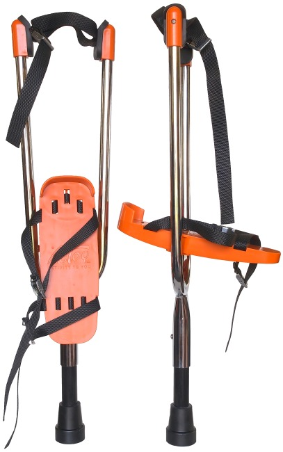 Actoy® Stilts Orange: strong children, teenagers