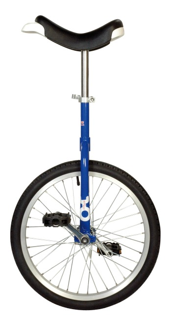 "OnlyOnle® ""Outdoor"" Unicycle 20-inch, 36 spokes, blue"