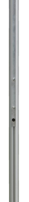 Sport-Thieme® ø 83 mm Volleyball Posts With pulley system