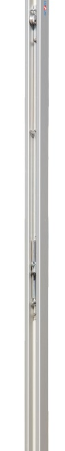 """Sport-Thieme 80x80-mm """"DVV I"""" Volleyball Posts With pulley system"""