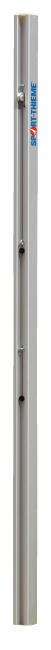 "Sport-Thieme 80x80-mm ""DVV II"" Volleyball Posts With pulley system"