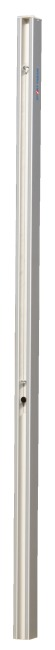 Sport-Thieme 80x80-mm Volleyball Posts With pulley system