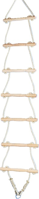 Sport-Thieme® Poly Rope Ladder