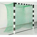 Sport-Thieme Handball Goal 3x2 m, without net brackets Black/silver