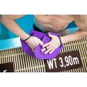Sport-Thieme Swim-Power Paddles Size XXL, 26x21 cm, purple