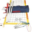 "SunVolley® ""Plus"" Beach Volleyball Set Without court marking"