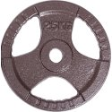 Sport-Thieme Competition Cast Iron Weight Disc 25 kg