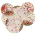 Magical Ball with Confetti Set of 6