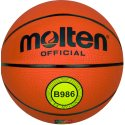 "Molten ""Series B900"" Basketball B986: size 6"