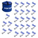 """Sport-Thieme """"Speedrope"""" Set for Schools and Clubs 2.43 m"""