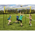 Crossnet Volleyball Set