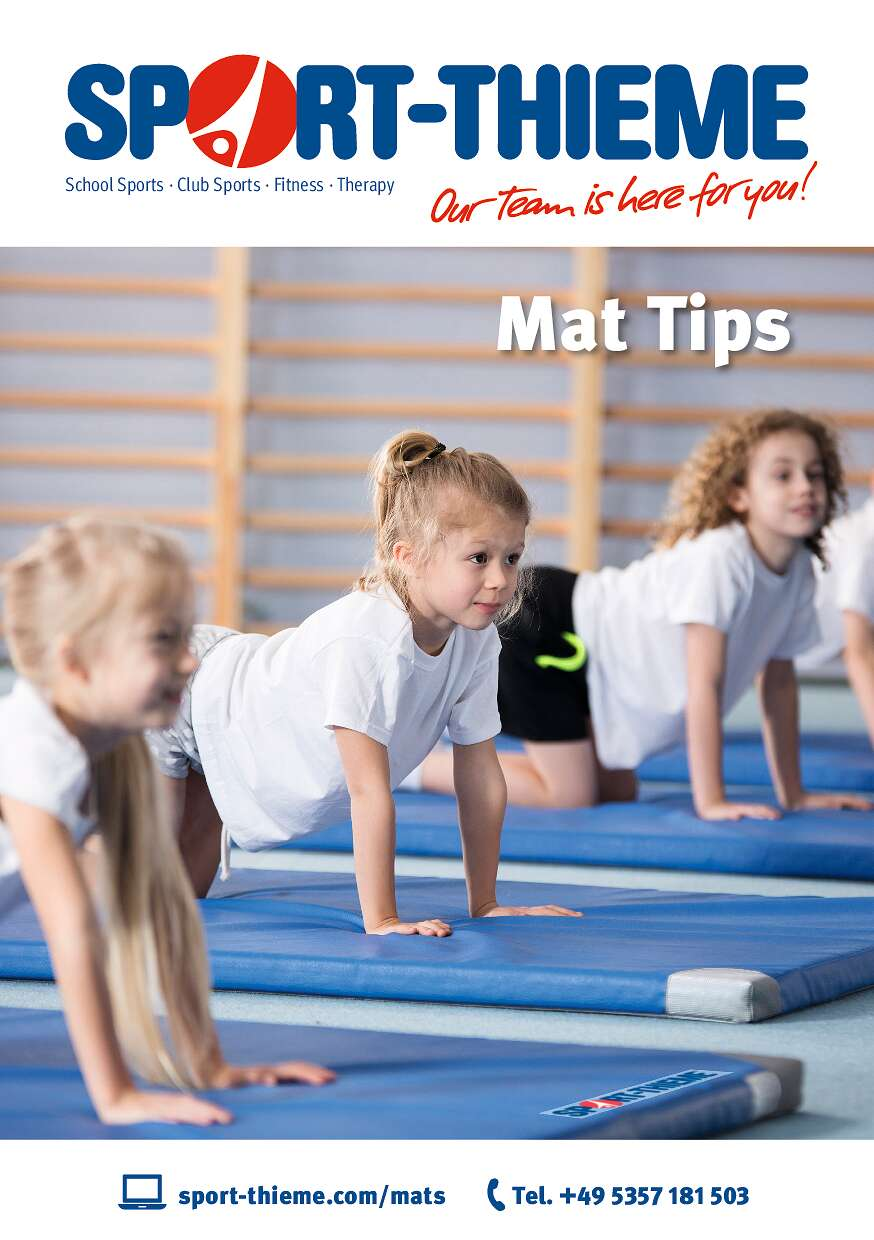 Tips for sports mats