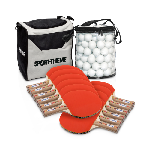 "Sport-Thieme® ""Berlin"" School and Club Sport Table Tennis Set"