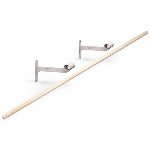 Ballet Barre with Wall Brackets