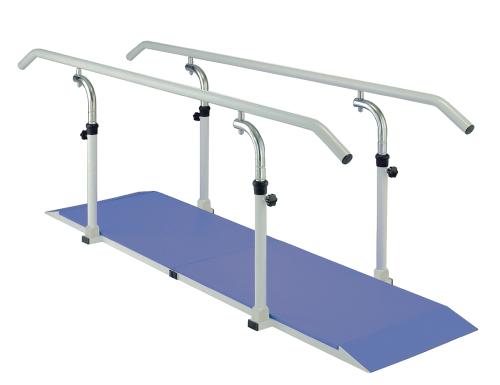 Parallel Support Bars with Platform