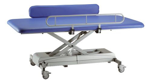 """Mona"" Hydraulic Mobile Care Bed and Changing Table"