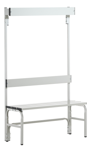 Sypro Wolf Wet Area Changing Bench with Backrest