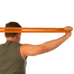 Sport-Thieme Exercise Band Orange, ultra-high