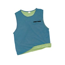 Reversible Bib Blue/green