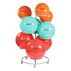 Sport-Thieme® Mobile Stand for Exercise Balls