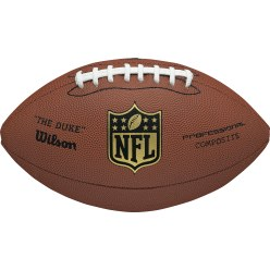 "Wilson® NFL ""The Duke"" Replica Football"