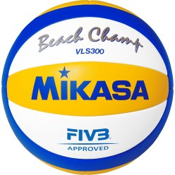 "Mikasa® ""Beach Champ VLS 300"" Beach Volleyball"