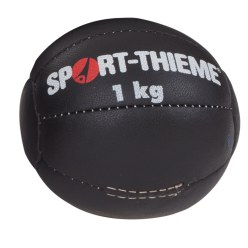 "Sport-Thieme ""Black"" Medicine Ball"