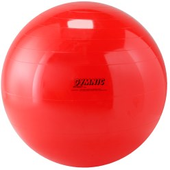 Gymnic® Exercise Ball Yellow, ø 45 cm, 700 g