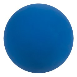 WV Rubber Gymnastics Ball Blue ø 16 cm, 320 g