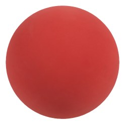 WV Rubber Gymnastics Ball Gymnastics Ball  Red, ø 16 cm, 320 g