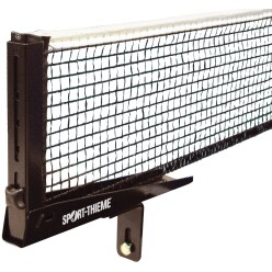 "Sport-Thieme ""Perfect EN II Stationary Compact"" Table Tennis Net Set"