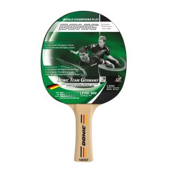 "Donic® Schildkröt ""Team Germany 400"" Table Tennis Bat"