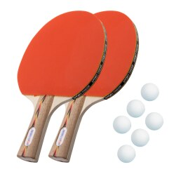 "Sport-Thieme® ""Berlin"" Table Tennis Bat Set"