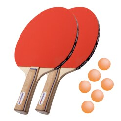 "Sport-Thieme® ""Paris"" Table Tennis Bat Set"
