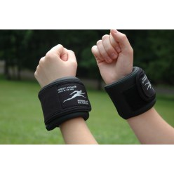 Ironwear Artificial Leather Wrist and Ankle Cuffs