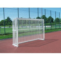 Sport-Thieme® Fully Welded Leisure Goal 300x200x60 cm, square frame 80 x 80 mm