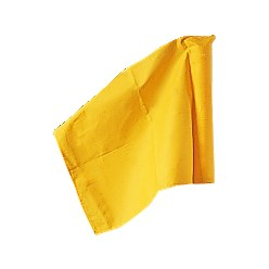 Sport-Thieme for Boundary Poles ø 50 mm Flag