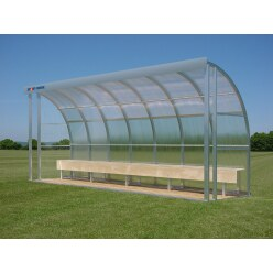 Sport-Thieme® Dugout for 8 people
