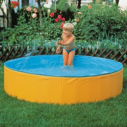 Cover each sport for Best children s paddling pool