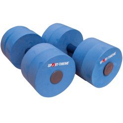 "Sport-Thieme ""Sportime"" Aqua Jogging Dumbbells Junior length: approx. 28 cm, ø 9 cm"