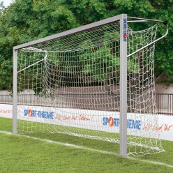 Sport-Thieme® youth football goal 5x2 m, square tubing, socketed