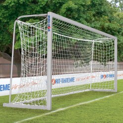 Sport-Thieme 5x2 m, Square Tubing, Portable Youth Football Goal