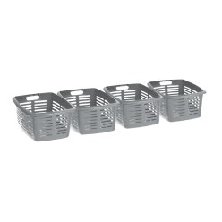 Set of Plastic Baskets