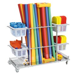 "Sport-Thieme ""Comfy III"" Storage Trolley"