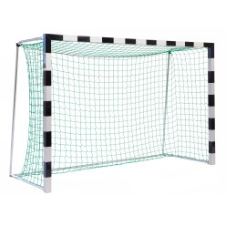 Handball Goal 3x2 m, with Folding Net Brackets